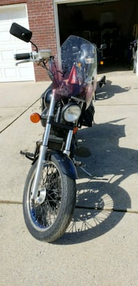 black and blue cruiser motorcycle no trading  Murfreesboro, 37127