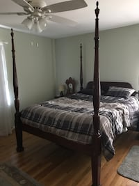 Solid Cherry Bedroom Set Olney, 20832