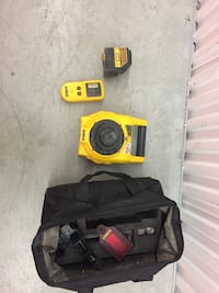 yellow and black DEWALT cordless power tool Surrey, V3R 2K8
