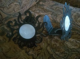Wall Sconces Candle Holders