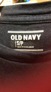 Old navy t Coquitlam, V3J 7P1