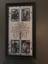 white and black wooden framed painting of people Pasadena, 21122