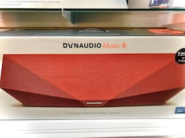 Dynaudio Music 5 Wireless Loudspeaker (Blue)