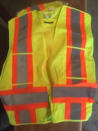 Safety Vest Abbotsford, V2T 4Z8