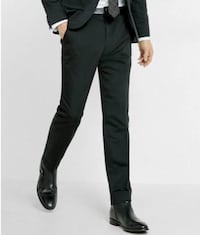 Pair of black dress pants and black leather shoes McAllen, 78504