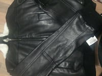 Woman's IRO LEATHER COAT SIZE 38  Toronto, M6R 1A5