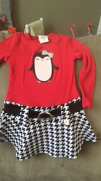 Super cute my little girl just loved this little dress outfit so much great for Christmas