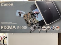 Canon Photo Printer Pixma ip4000 Fairfax, 22033