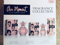 One Direction Our Moment Fragrance Collection Gift Set Caldwell, 83605