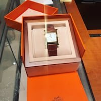 Authentic Hermes Men watch Calgary, T3M 1M7