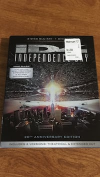 Independence Day Blu-ray  Lewes, 19958