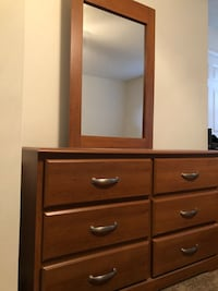 Dresser with mirror and nightstand  Mobile, 36608