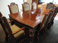 8 chair table Bakersfield, 93309