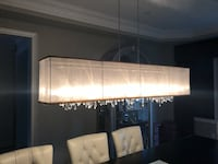 Gorgeous light fixture Vaughan, L4H 0X6