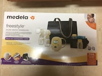 Medela freestyle double electric breast pump box Centreville, 20121