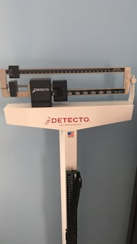Detecto scale valued for over 250 dollars Nutley, 07110