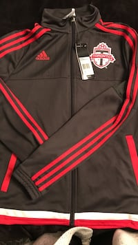 Women's adidas tfc anthem jacket with tag! never worn