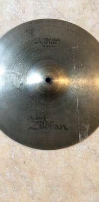 """14"""" hi hat cymbal (just the top) Bowie, 20715"""