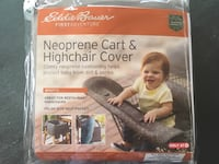 Eddie Bauer Neoprene cart and highchair cover Ashburn, 20147