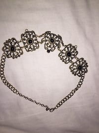 silver-colored beaded necklace Brownsville, 78521