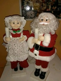 Mr &mrs Claus Pinellas Park, 33782