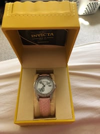 Brand new Invicta watch with leather strap Bealeton, 22712