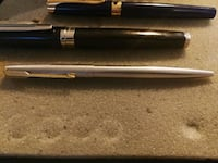 3 luxury Pen Collection Waterman Paris and Parker valued over $1300 Vancouver, V6E 4V2