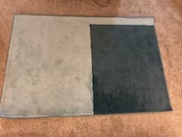 gray and black area rug Gaithersburg, 20878