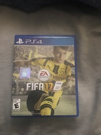 FIFA 17 PS4 game case Alexandria, 22309