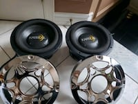 "Two 10 "" subwoofers for sale  Vaughan, L4L 8S8"