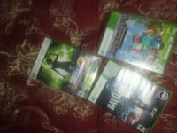 assorted Xbox 360 game cases Chillicothe, 45601