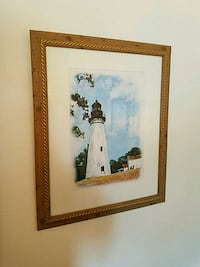 Picture of lighthouse Naples, 34104