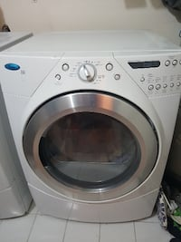 Whirlpool YWED75HEFW Dryer, Electric Dryer, 7.4 Cu. Ft. Capacity Montréal