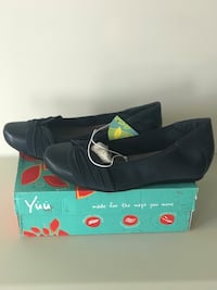 Brand New Yuu Comfort dark blue Shoes Jessup, 20794