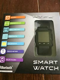 Hype smartwatch with black sports band Brownsville, 78521