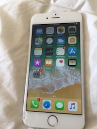 White iphone 6 with case Toronto, M3J 2T9