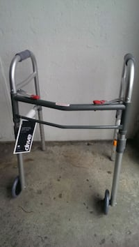 WALKER $50 ROLLATOR - NEW