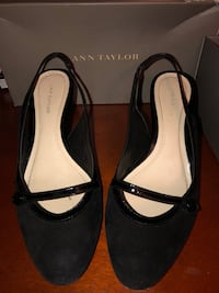 Black Ann Taylor Shoes  Gaithersburg, 20879