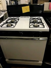 Ge stove gas excellent condition
