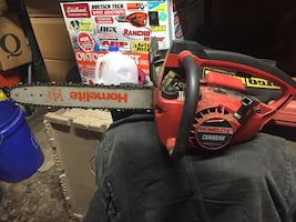 "14"" Home Lite Chainsaw"