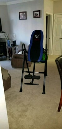 blue and black inversion table Alexandria, 22314