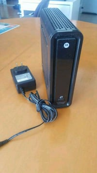 Motorola Surfboard 6580 Wireless Cable Modem Mississauga, L5H 3R2