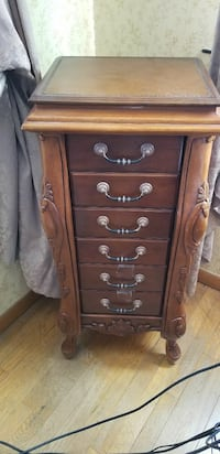 Jewelry chest, 6 drawer Frederick, 21703