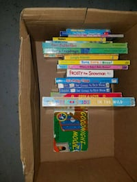 Children books lot  Ashburn