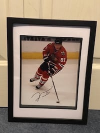 Chicago Blackhawks Marian Hossa Signed and framed photo  Châteauguay, J6K 2A7