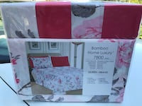 New Queen Size Bed sheets Toronto, M1E 4M8