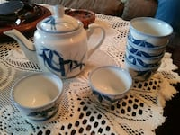 Tea set Dallas, 75227