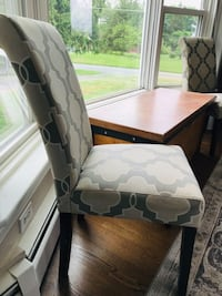 Upholstered dining chairs (great for anywhere) - set of 2 Gaithersburg, 20882