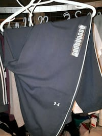 black and white Adidas track pants Surrey, V3T 1H9