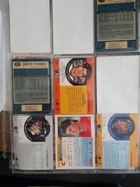 hockey/baseball cards